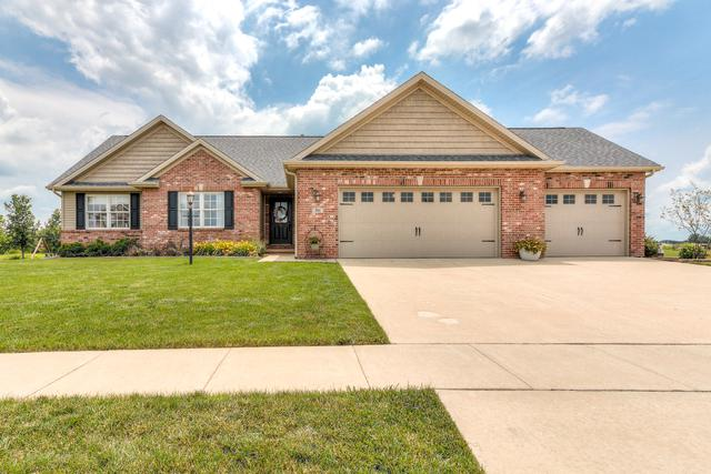 201 E Country Ridge Drive, Mahomet, IL 61853 (MLS #09998776) :: The Jacobs Group
