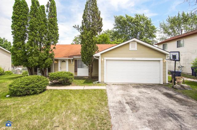57 Pheasant Road, Matteson, IL 60443 (MLS #09999221) :: The Jacobs Group