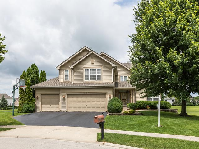 1474 Anvil Court, Bartlett, IL 60103 (MLS #10000196) :: Janet Jurich