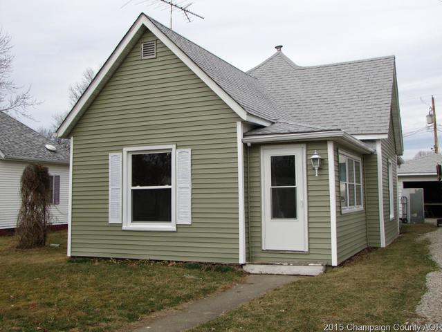 308 E Walnut Street, VILLA GROVE, IL 61956 (MLS #10000593) :: Ryan Dallas Real Estate