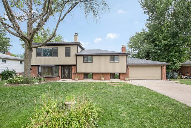 1321 Pam Anne Drive, Glenview, IL 60025 (MLS #10000702) :: The Spaniak Team