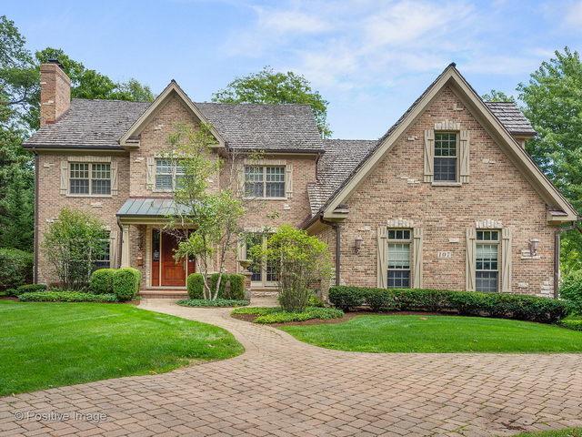 107 N Bruner Street, Hinsdale, IL 60521 (MLS #10000962) :: Domain Realty