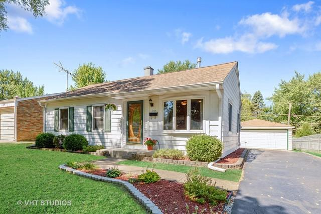 350 Rosewood Avenue, Buffalo Grove, IL 60089 (MLS #10001062) :: The Schwabe Group