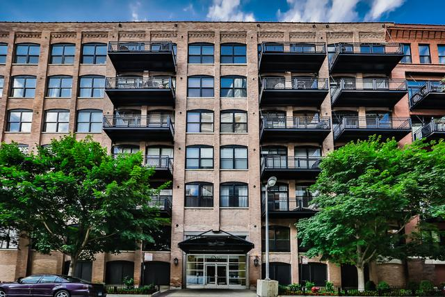 520 W Huron Street #209, Chicago, IL 60654 (MLS #10001357) :: The Jacobs Group