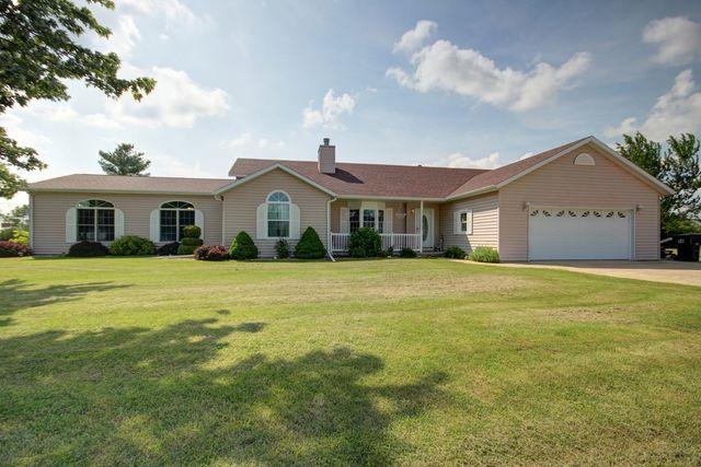 111 Mohawk Drive, Loda, IL 60948 (MLS #10002076) :: Ryan Dallas Real Estate