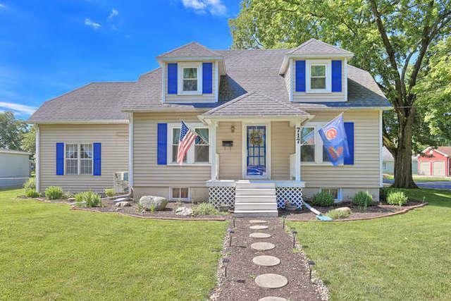 717 W Bristow Street, MONTICELLO, IL 61856 (MLS #10002373) :: Ryan Dallas Real Estate
