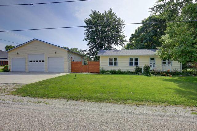 106 S Washington Street, SIDNEY, IL 61877 (MLS #10002746) :: Littlefield Group