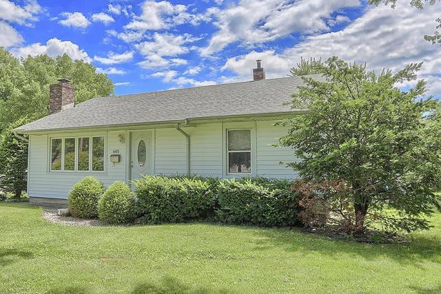 605 S Buchanan Drive, MONTICELLO, IL 61856 (MLS #10003364) :: Ryan Dallas Real Estate
