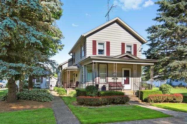 205 N Illini Street, Shabbona, IL 60550 (MLS #10003666) :: Domain Realty