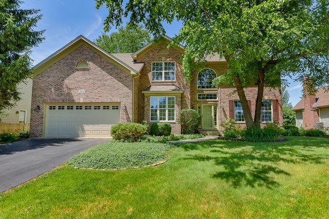 5071 Switch Grass Lane, Naperville, IL 60564 (MLS #10006049) :: The Dena Furlow Team - Keller Williams Realty
