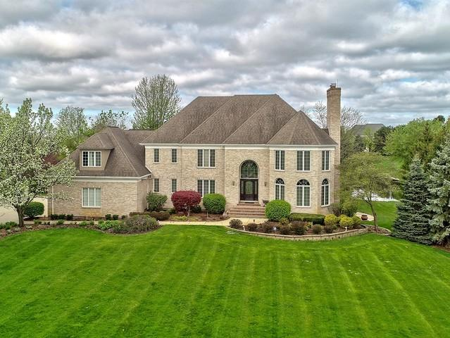 10 Champlain Road, South Barrington, IL 60010 (MLS #10006095) :: The Jacobs Group