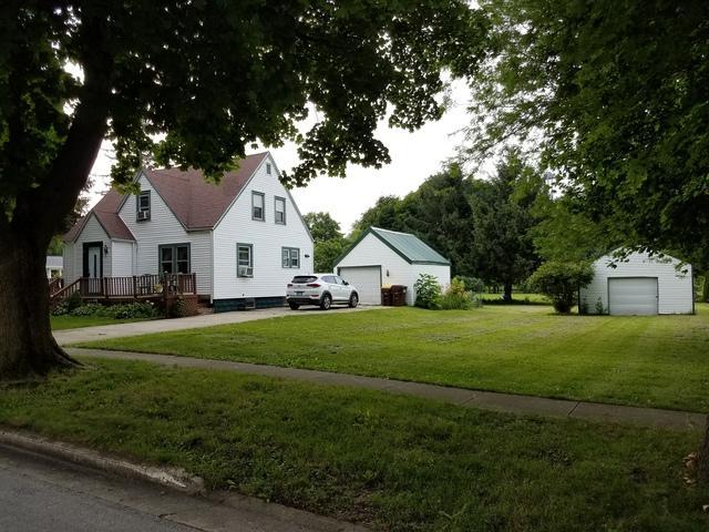 406 W Navaho Avenue, Shabbona, IL 60550 (MLS #10006607) :: Domain Realty