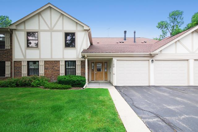 1150 Middlebury Lane C1, Wheeling, IL 60090 (MLS #10008102) :: Baz Realty Network | Keller Williams Preferred Realty