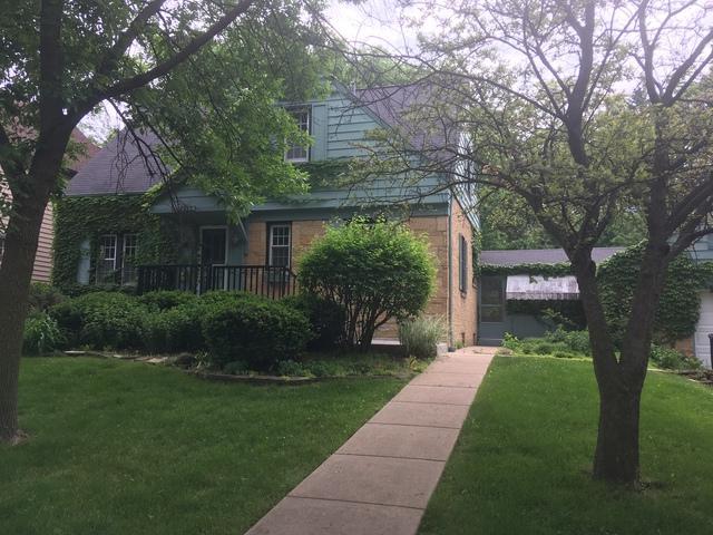 4615 Woodland Avenue, Western Springs, IL 60558 (MLS #10008204) :: Leigh Marcus | @properties
