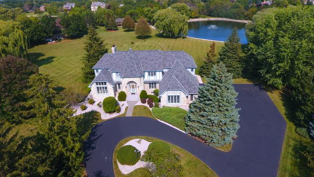 8 Woodbury Court, South Barrington, IL 60010 (MLS #10008415) :: The Jacobs Group
