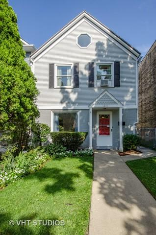 1019 Dewey Avenue, Evanston, IL 60202 (MLS #10008681) :: Domain Realty
