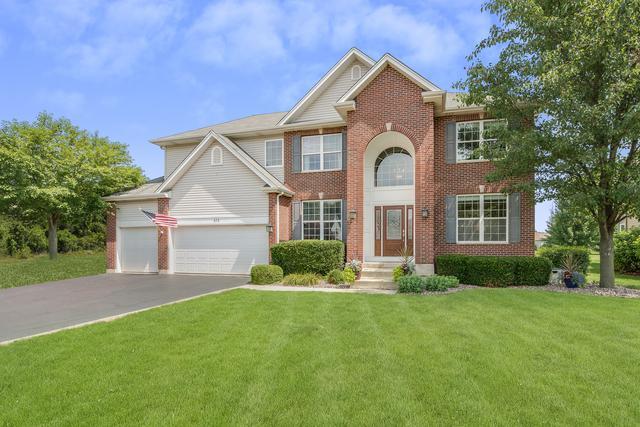 573 Arrowhead Drive, Yorkville, IL 60560 (MLS #10008888) :: Lewke Partners