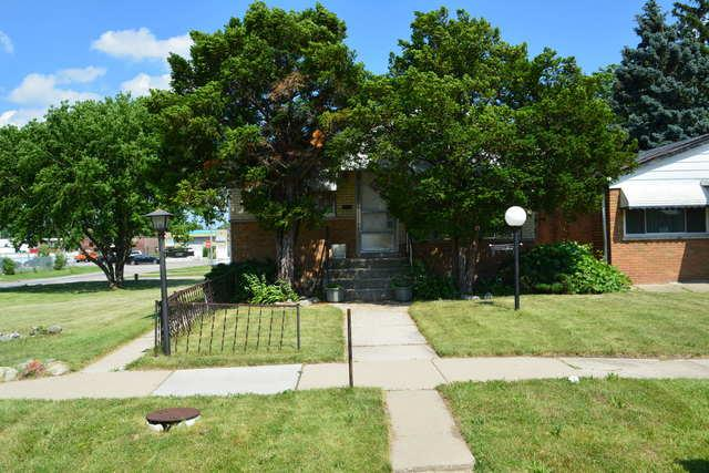 13517 S Keystone Avenue, Robbins, IL 60472 (MLS #10009913) :: The Spaniak Team