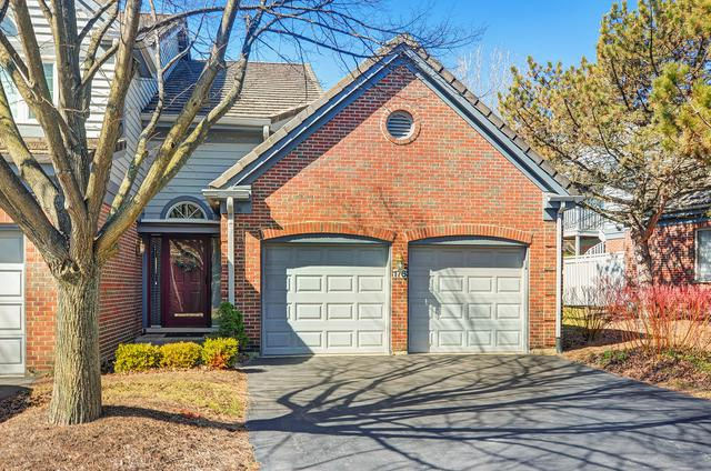 176 Foxborough Place, Burr Ridge, IL 60527 (MLS #10010548) :: The Jacobs Group
