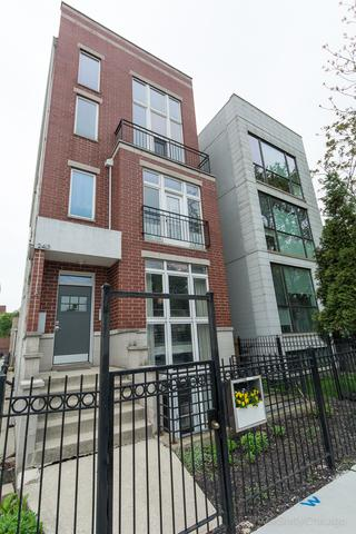 2413 W Haddon Avenue #1, Chicago, IL 60622 (MLS #10010676) :: The Perotti Group