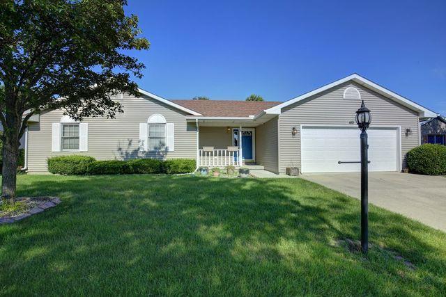 410 Rosewood Drive, ST. JOSEPH, IL 61873 (MLS #10010816) :: Littlefield Group