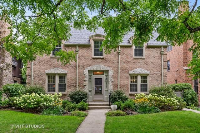 2715 Noyes Street, Evanston, IL 60201 (MLS #10011182) :: Littlefield Group