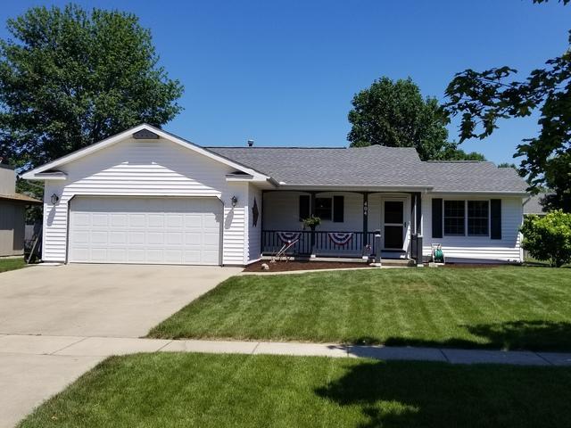 404 Linden Drive, ST. JOSEPH, IL 61873 (MLS #10011219) :: Ryan Dallas Real Estate