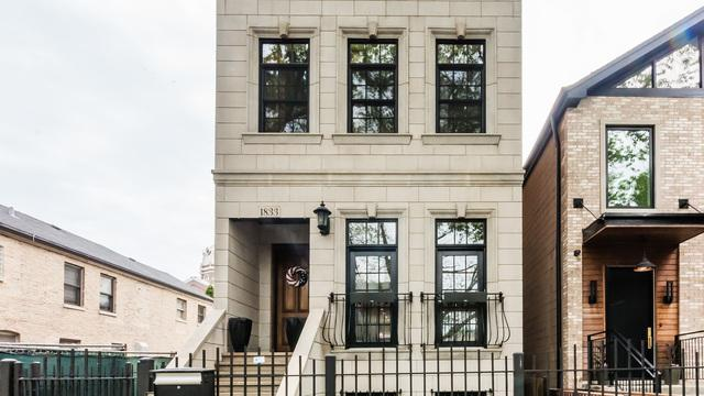 1833 N Honore Street, Chicago, IL 60622 (MLS #10011492) :: Leigh Marcus | @properties