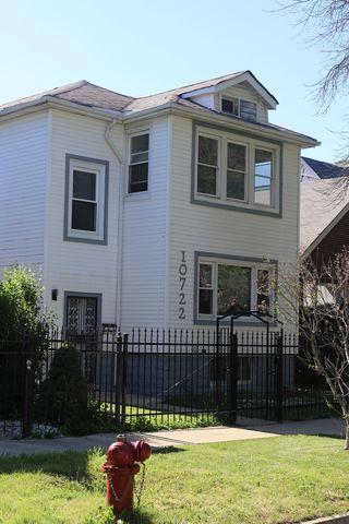 10722 S Indiana Avenue, Chicago, IL 60628 (MLS #10012158) :: Ani Real Estate