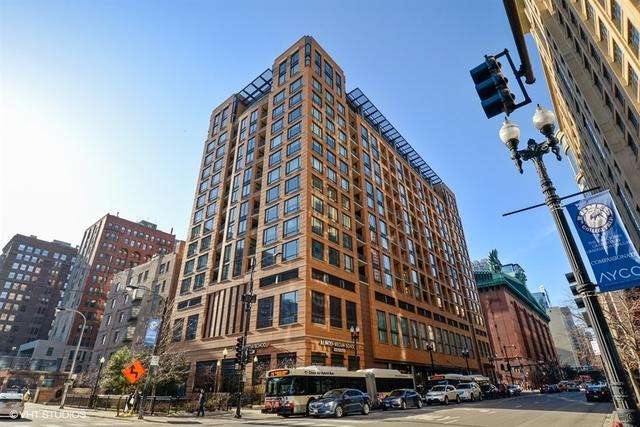 520 S State Street #507, Chicago, IL 60605 (MLS #10012604) :: Domain Realty