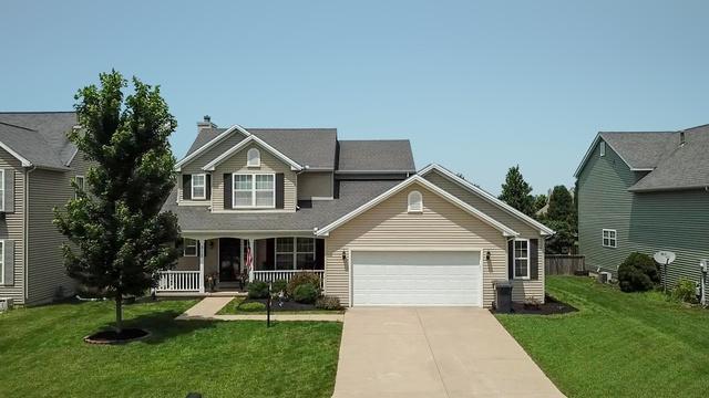 312 Windstone Drive, TOLONO, IL 61880 (MLS #10012659) :: Littlefield Group