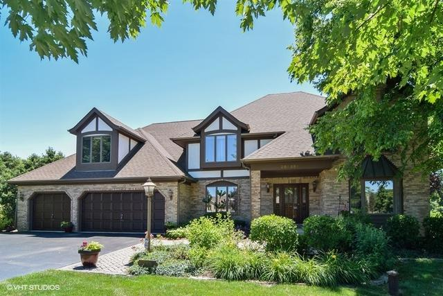 28W281 Cantigny Drive, Winfield, IL 60190 (MLS #10013074) :: The Jacobs Group