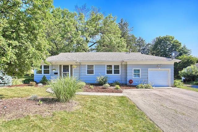 1401 W Green Street, Champaign, IL 61821 (MLS #10013257) :: Ryan Dallas Real Estate