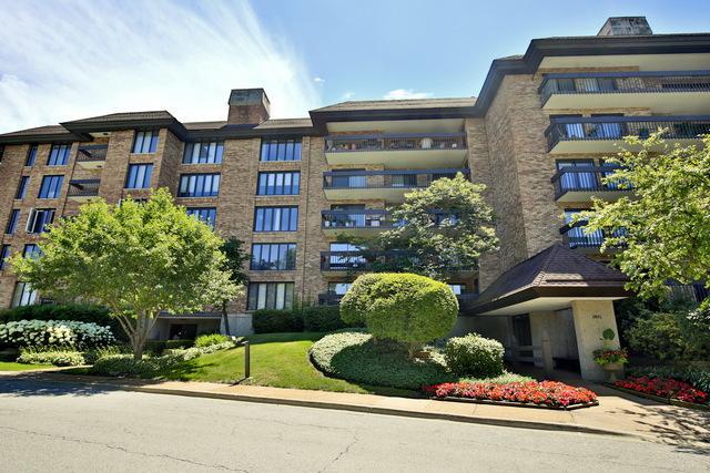 3801 Mission Hills Road #405, Northbrook, IL 60062 (MLS #10013303) :: Domain Realty