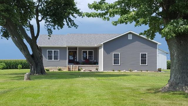 2180 County Road 600 N, SIDNEY, IL 61877 (MLS #10013388) :: Littlefield Group