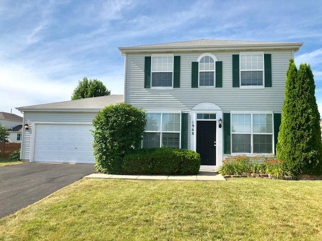 1968 Westridge Place, Aurora, IL 60507 (MLS #10013454) :: Baz Realty Network | Keller Williams Preferred Realty