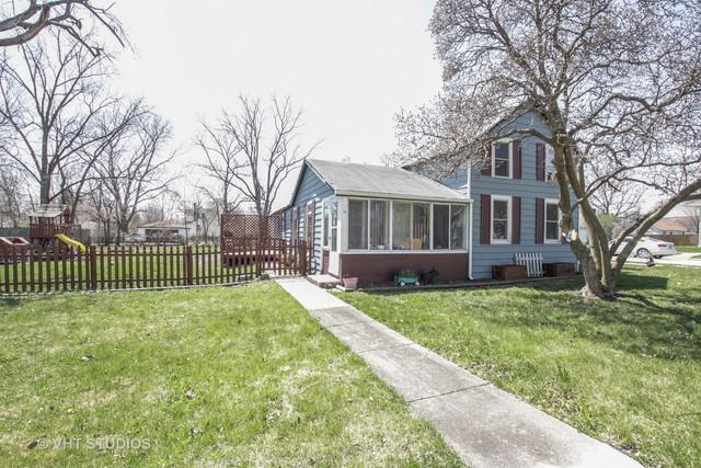 118 W Mississippi Avenue, Elwood, IL 60421 (MLS #10013605) :: Domain Realty