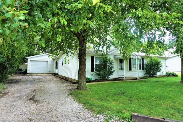 112 S Lynn Street, HOMER, IL 61849 (MLS #10013606) :: Littlefield Group