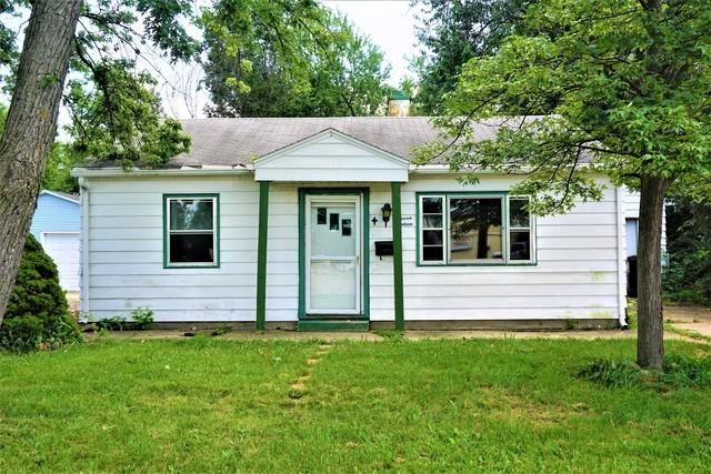 1116 Klein Avenue, Rantoul, IL 61866 (MLS #10013676) :: Littlefield Group