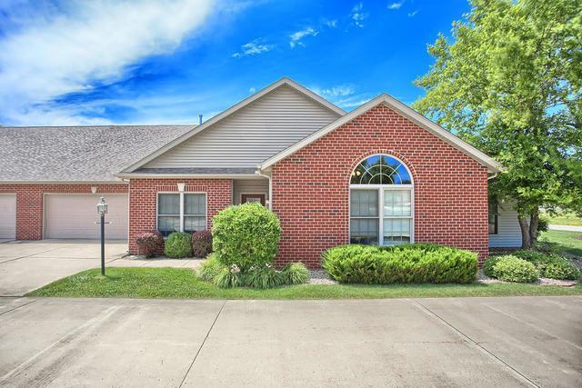 1615-A Patton Drive A, Mahomet, IL 61853 (MLS #10013948) :: Ryan Dallas Real Estate
