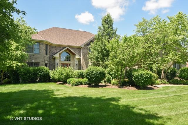 4 Oliver Way, Hawthorn Woods, IL 60047 (MLS #10014530) :: Helen Oliveri Real Estate