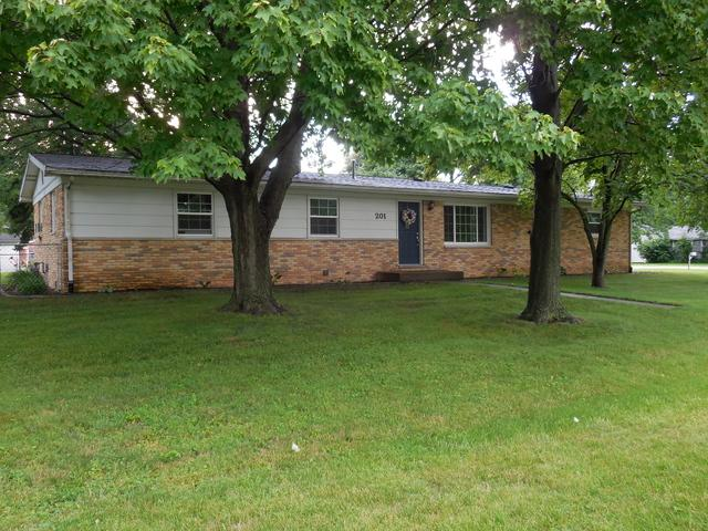 201 S 3rd Street, TOLONO, IL 61880 (MLS #10014931) :: Littlefield Group