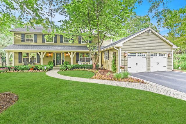 311 Whitmore Lane, Lincolnshire, IL 60069 (MLS #10015055) :: Helen Oliveri Real Estate