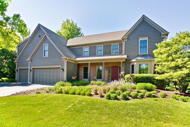 21416 W Prescott Court, Kildeer, IL 60047 (MLS #10015120) :: Helen Oliveri Real Estate