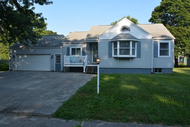 206 N Ellen Street, HOMER, IL 61849 (MLS #10015395) :: Littlefield Group
