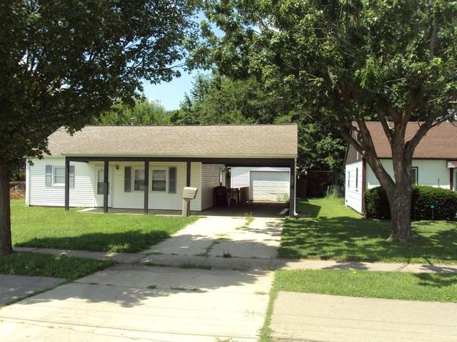 224 S Maplewood Drive, Rantoul, IL 61866 (MLS #10015527) :: Baz Realty Network   Keller Williams Preferred Realty