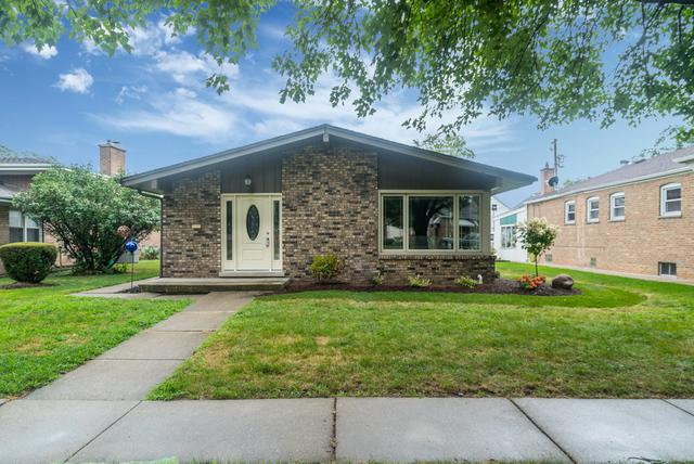 7653 W 65th Street, Bedford Park, IL 60501 (MLS #10015587) :: The Jacobs Group