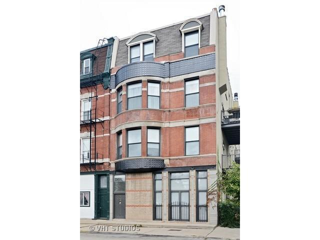 1432 W Erie Street 2R, Chicago, IL 60622 (MLS #10015640) :: Leigh Marcus | @properties