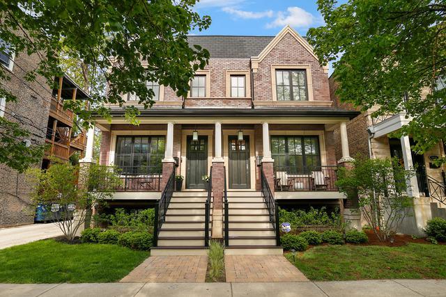 3943 N Hoyne Avenue, Chicago, IL 60618 (MLS #10015772) :: Domain Realty