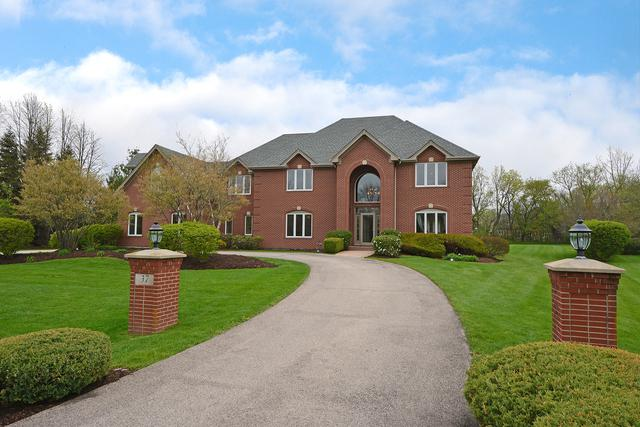 37 Copperfield Drive, Hawthorn Woods, IL 60047 (MLS #10015916) :: Helen Oliveri Real Estate